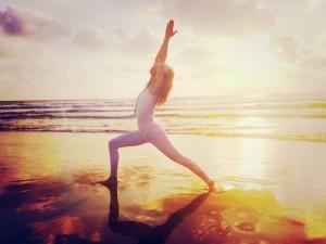 yoga background 6