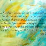 Kundalini Yoga for Vision